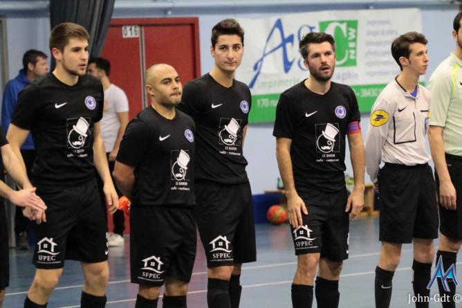 ALF Futsal – Pont-de-Claix : le résumé vidéo