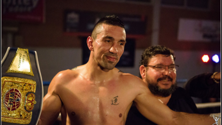 #Boxe – Nicolas Salsi et plusieurs combats amateurs en action ce samedi à Grenoble
