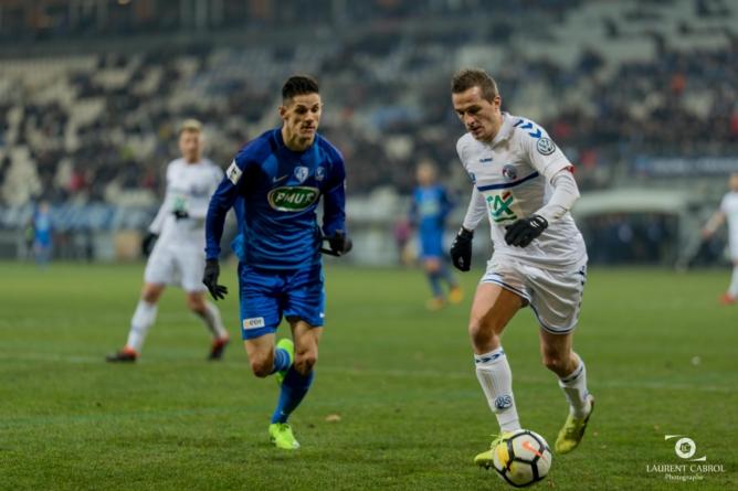 Philippe Hinschberger après GF38 – Niort (1-0)