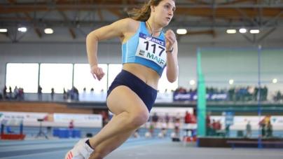 Juliette Perez (EA Grenoble) championne de France !