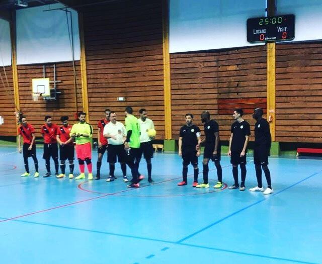 Le choc pour Vie et Partage Futsal - Metro-Sports