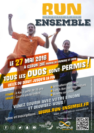 Run Ensemble : Une nouvelle course pour faire bouger Bièvre Est