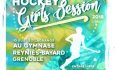 Mesdames, Mesdemoiselle, le HCG vous invite à découvrir le hockey en salle