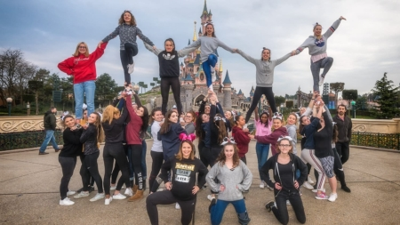 Cheerleading – Un podium international pour les Grenobloises des Centaures