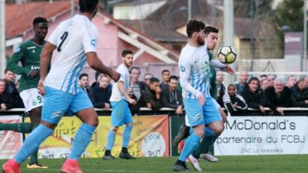 N3 – Le FC Bourgoin-Jallieu prend place sur le podium