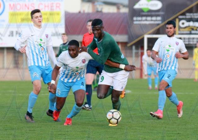Le FC Bourgoin-Jallieu repart de l'avant