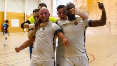 Encore du très lourd pour Futsal Saône Mont d'Or en coupe nationale