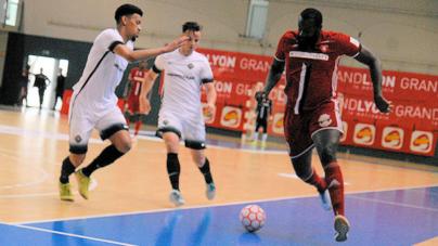 Futsal Saône Mont d'Or – Garges Djibson : le résumé vidéo