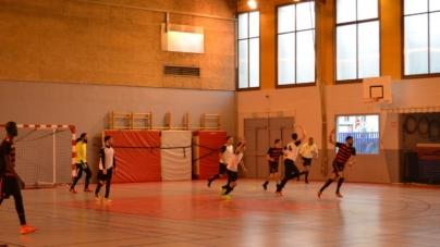 Le Futsal Lac d'Annecy prend la tête avec sa victoire sur J.O.G.A