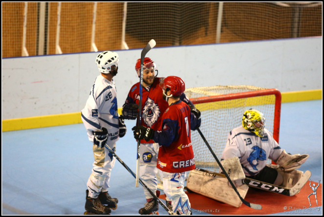 Villard-Bonnot – Yeti's Grenoble (N2) en images