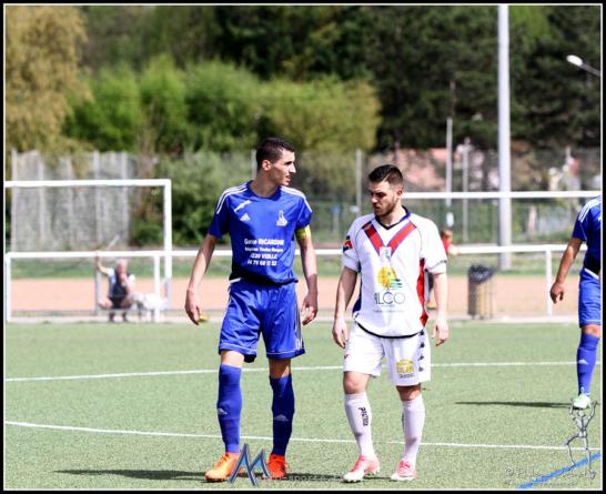 US Jarrie Champ – FC Charvieu Chavagneux en images