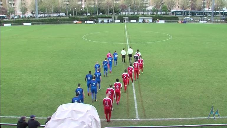 Résumé vidéo FC Échirolles – Aix FC