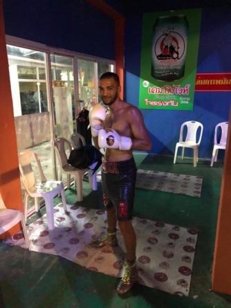 Jabert Zayani expéditif en Thaïlande
