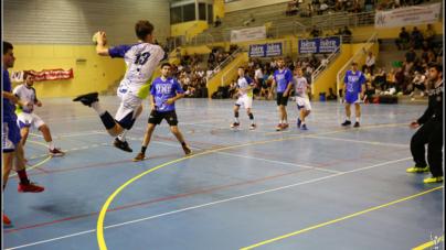 Championnat de France U de handball : la finale masculine en images
