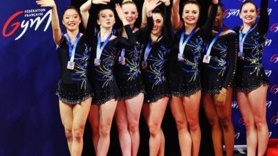 Résultat exceptionnel pour le Grenoble Gymnastique
