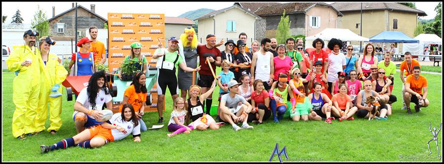 Run Ensemble : une course familiale qui a su trouver son public à Izeaux