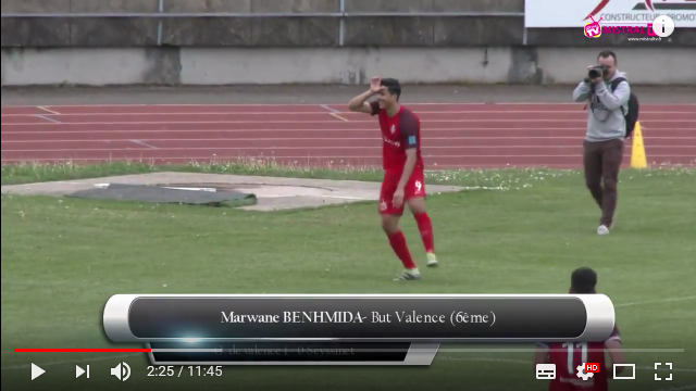 Olympique Valence – AC Seyssinet : le résumé vidéo