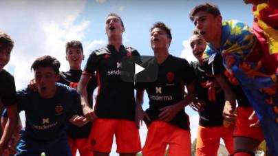 Valencia CF vainqueur de l'European Challenge, tournoi international organisé par le SOPCC