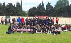 Les jeunes du Deux Rochers FC ont brillé à un tournoi international ce week-end