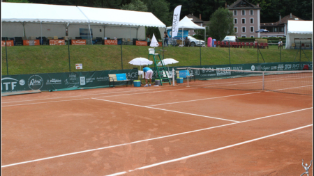 #Tennis – Uriage Eau Thermale 2019 : les résultats des qualifications