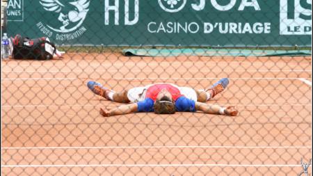 #Tennis – CNGT d'Uriage : on connait la liste des joueurs présents