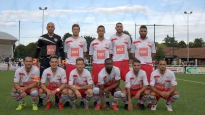 FC Salaise : le groupe pour Limonest