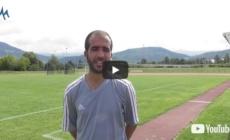 Mimine Abdelazziz (FC Echirolles) : Être prêt pour le coup d'envoi du championnat