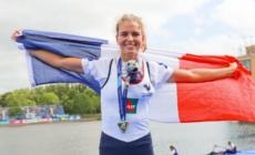 Médaille d'argent pour Laura Tarantola aux Jeux Olympiques !