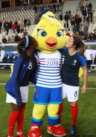 On connait les matchs de la coupe du monde féminine qui auront lieu à Grenoble