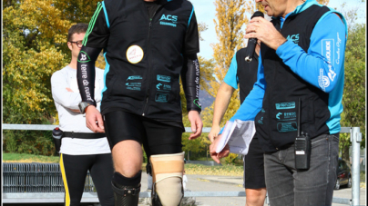 Les podiums de la Corrida de Sassenage 2018 en images