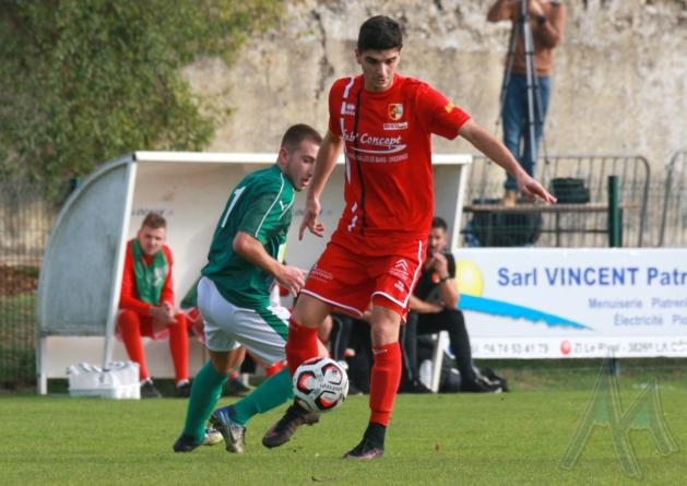 Info MS : Rémi Lillo s'engage avec le FC Bourgoin-Jallieu
