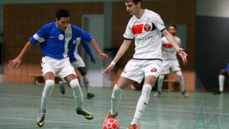 L'Espoir Futsal 38 se qualifie pour le 5e tour de la coupe nationale