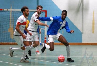 D1 Futsal – Un choc au sommet sans vainqueur