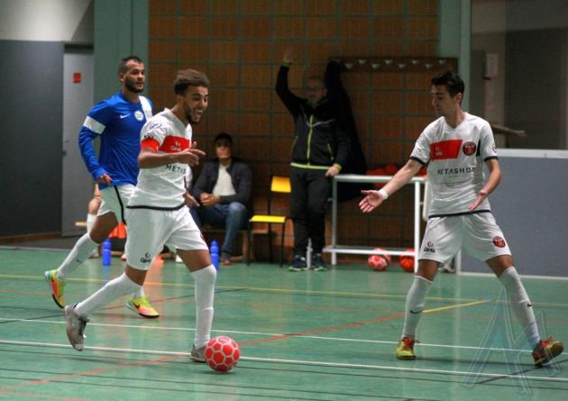 D1 – Espoir Futsal 38 prend seul la tête