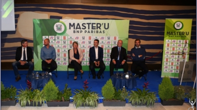 Tirage au sort Master'U BNP Paribas 2018