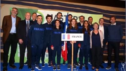 #MasterU : Première défaite pour l'équipe de France