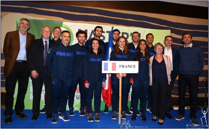 #MasterUBNPP : Ca sera la Grande Bretagne pour la France