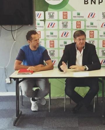 Nicolas Tourte: «La mixité rend cette compétition originale et sympa»