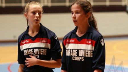 Tournoi de Noël : la compétition U15 Féminine en images