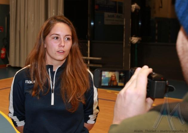 Diane Applanat (FC Sud Isère) : «Une compétition satisfaisante»