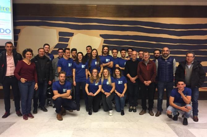 Ski – Lancement de saison pour le Team France U – BP AURA