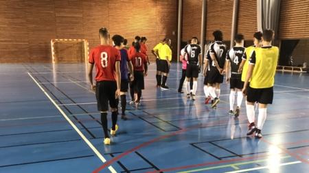 R2 Futsal (accession) : Vie et Partage rejoint la JOGA en tête du classement