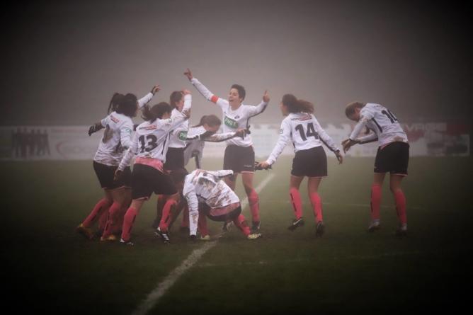 Tous les r sultats du 2e tour f d ral de la coupe de france f minine metro sports - Coupe de france feminine resultat ...