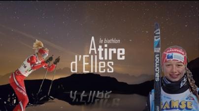 [Vidéo] «A tire d'elles» : reportage sur deux jeunes biathlètes du GUC Grenoble Ski