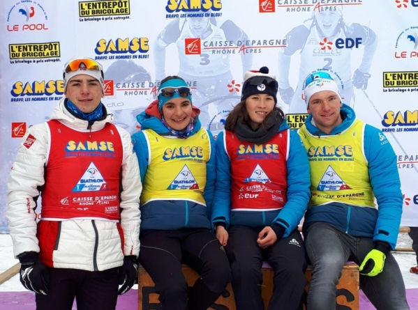 Deuxième étape de la Coupe de France de Biathlon ce week-end