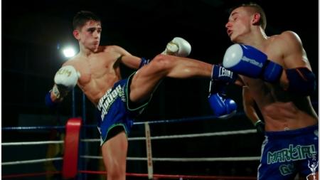 [Vidéo] Nuit de la Boxe : les combats pieds /poings