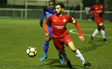 [Vidéo] Suivez les meilleurs moments de FC Echirolles – FC Limonest B en temps réel