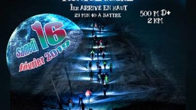 Serriou by Night : la montée sèche fait son retour à l'Alpe du Grand Serre