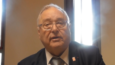 Alain Moreau (vice-président FFT) «Permettre aux jeunes français d'avoir des tournois sur le territoire national»