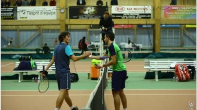 Mitjana défiera Mertens en finale du Trophée de la Ville de Grenoble